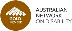 GWF are proud members of the Australian Network on Disability